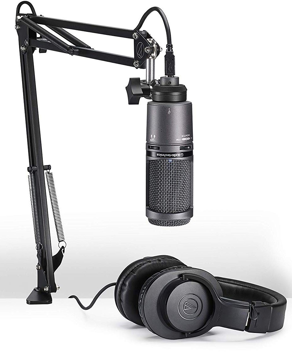 Audio-Technica AT2020USB PK
