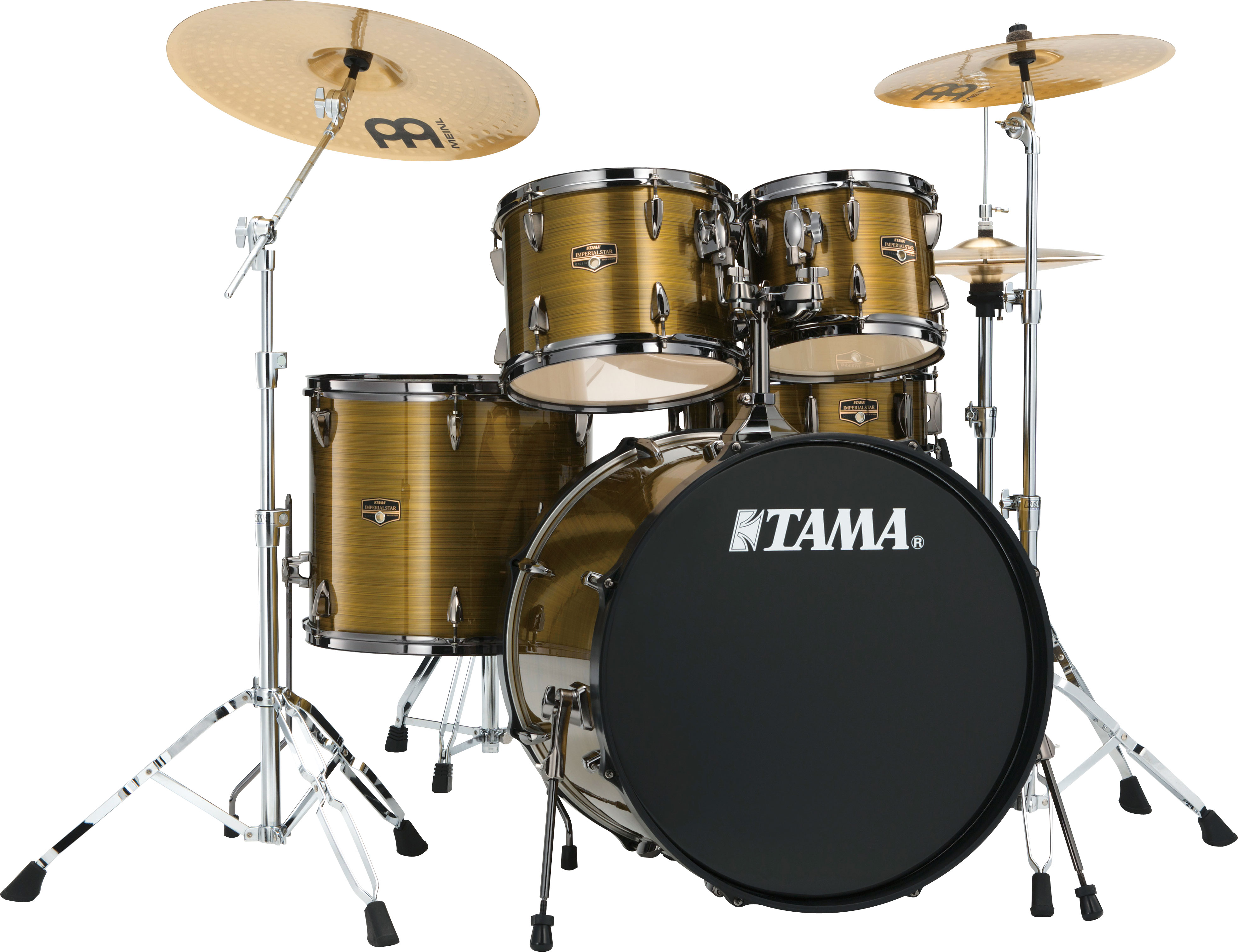 Tama IP52NBCHLG Georges 40th Anniversary Kit With Cymbals