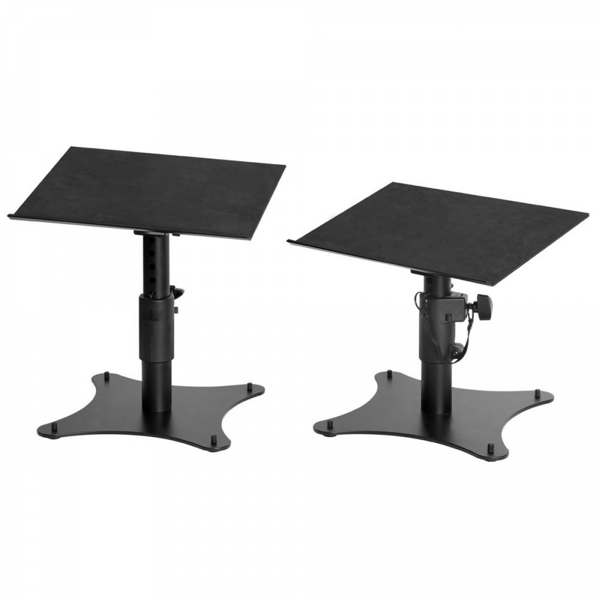 Onstage Sms4500 Desk Monitor Stands Pair