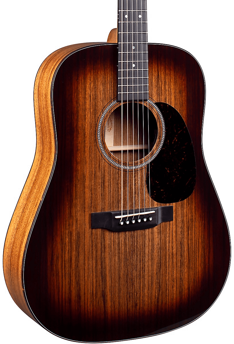 Martin Guitars D-16E Burst