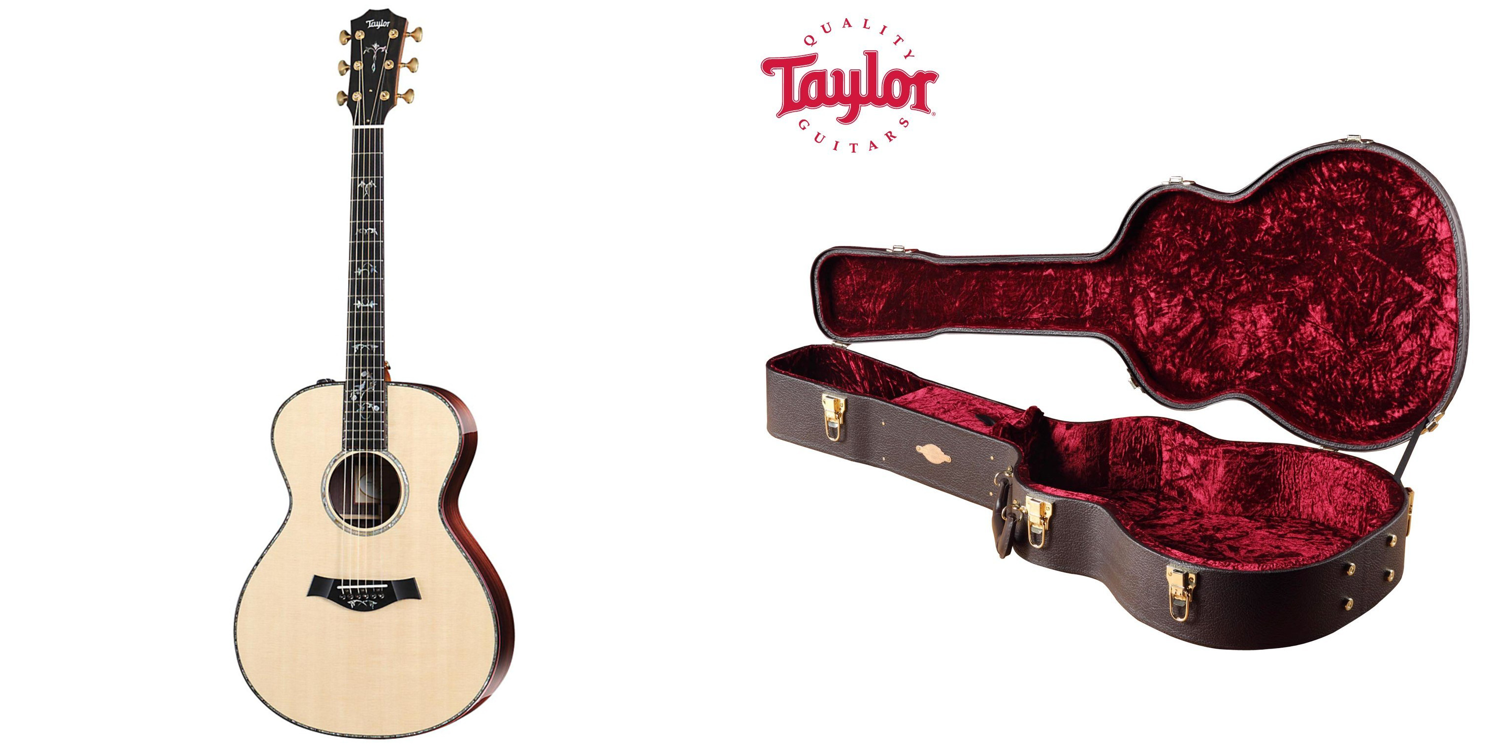 3d05014320e Taylor 912E Grand Concert AC/EL with Hard Case
