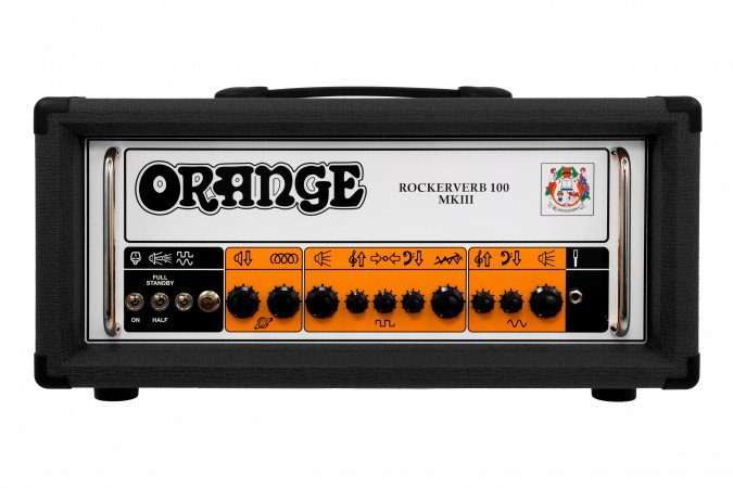 Orange RK100H MKIII BLK