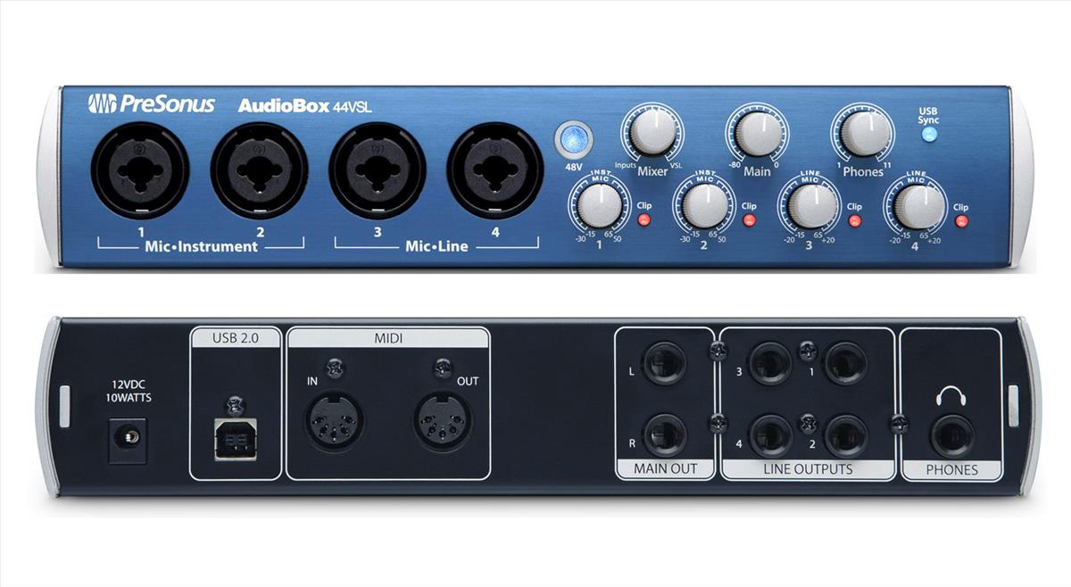 Presonus AUDIOBOX44VSL