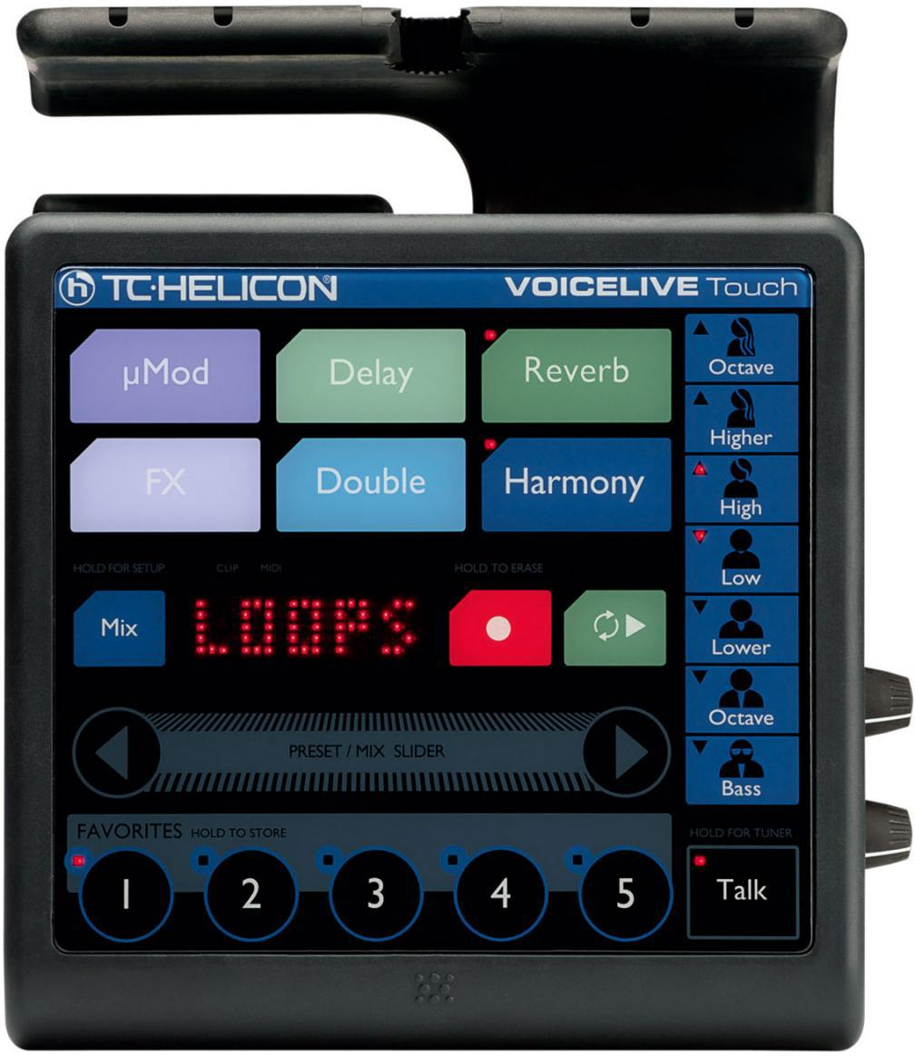 Tc Electronics Voicelivetouch