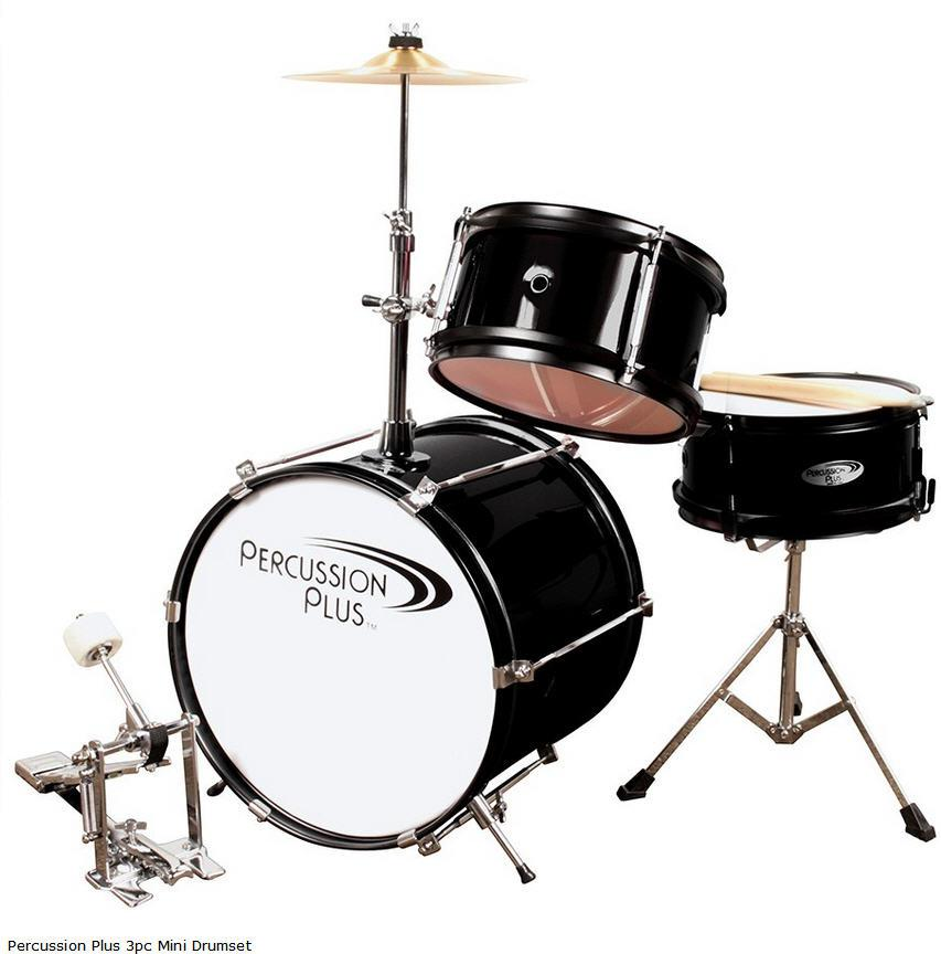 Percussion PPMINI3BK