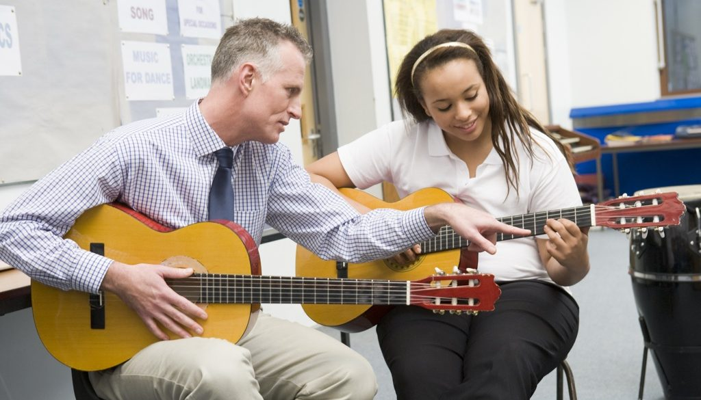 Finding the Right Guitar Teacher