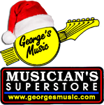 George's Music Logo