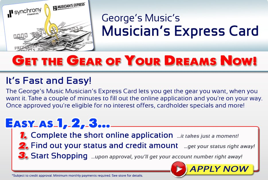 George's Music Financing