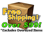 Free Shipping on Most Orders over $99