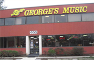 Lessons at George's Music, Berwyn, PA