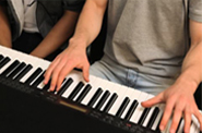 Keyboard Lessons at George's Music