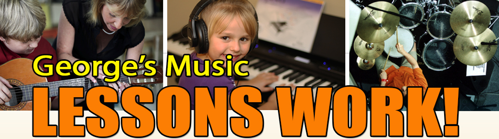 Music Lessons at George's Music