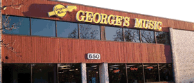 George's Music in Orlando, FL