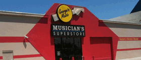 George's Music in Orange Park, FL