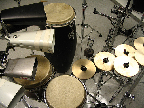 Percussion kit