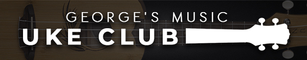 George's Music Ukulele Club
